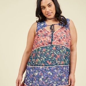 Modcloth Vim Is In US Size 3x Dress NWOT